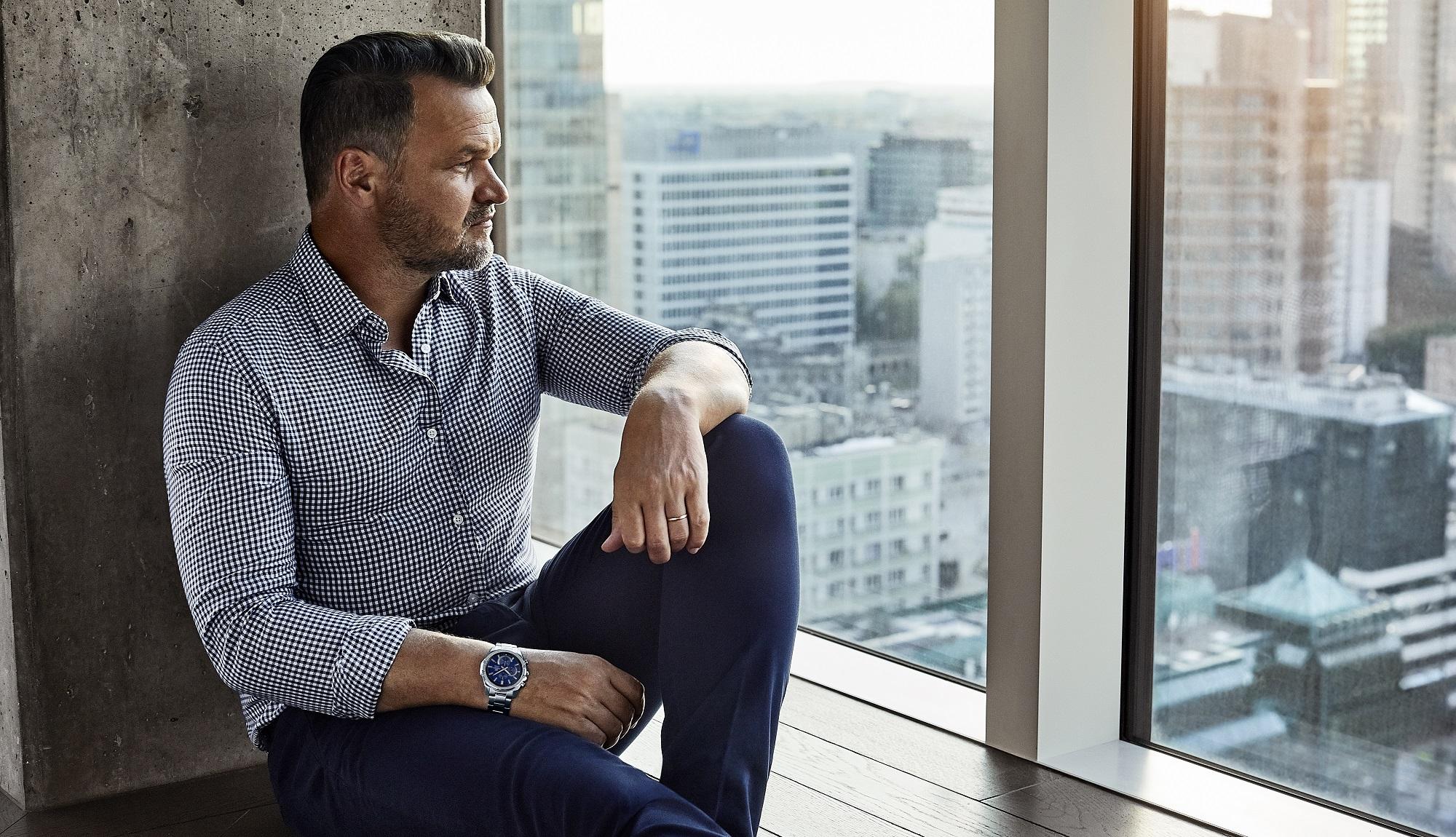 Najmodniejsze zegarki męskie dla biznesmenów