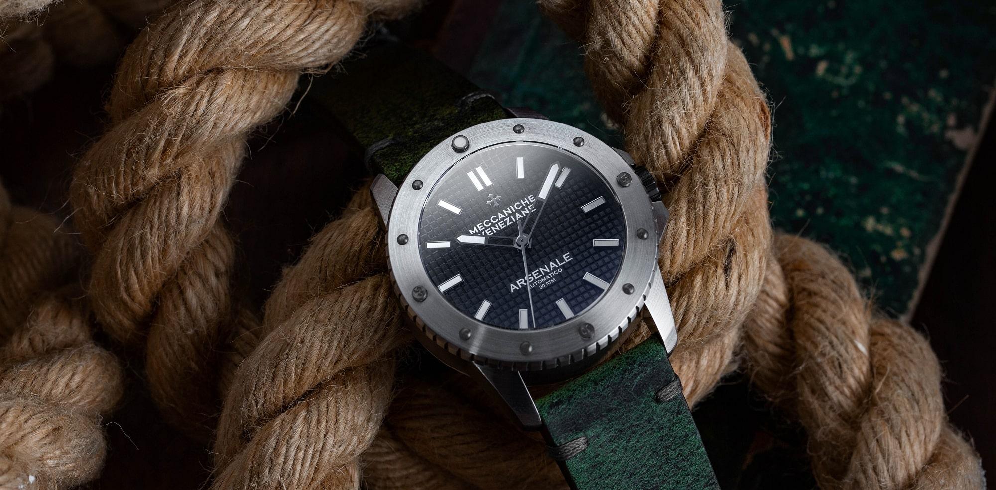 Zegarki Meccaniche Veneziane – połączenie tradycji i nowoczesności